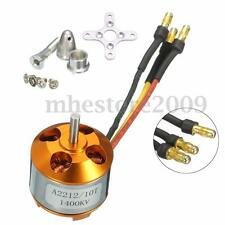 A2212 1400KV Brushless Drone Outrunner Motor For Aircraft Helicopter Quadcopter