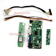 HDMI Audio VGA LCD 30pin Controller board Kit for LTN154X1-L02/LTN154AT01 Panel