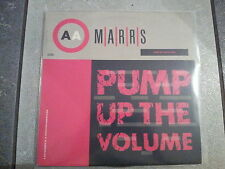 M/A/R/R/S Marrs - Pump up the volume 12'' US REMIXES Disco Vinyl