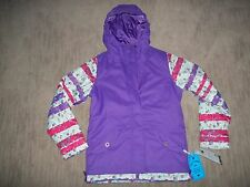 ROXY Girls SNOWBOARD Ski Winter Insulated RIZZO JACKET Size 16 ~ XL  $139.95 NEW