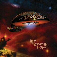 Life Love & Hope by Boston (Vinyl, Feb-2014, 2 Discs, Rock Classics)