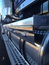 Stainless Steel Tank Step Accessories to suit current Western  Star model