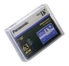 1 Panasonic Pro Mini DV Tape for Canon HV30 HV40 ZR200 ZR960 HDV HD camcorder