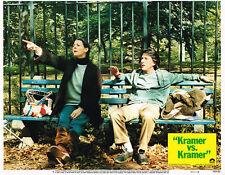 KRAMER VS. KRAMER DUSTIN HOFFMAN 11X14 LOBBY CARD # 4