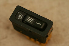 BMW E36 E31 Z3 M3 318 320 323 325 328 840 850  Heated Seating Seats Switch