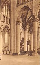 BR7634 Cathedrale St martin Choeur Ypres Yper  belgium