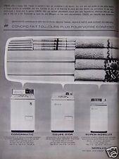 PUBLICITÉ 1964 NORILUX MACHINE À LAVER CONORMATIC COUPE D'OR - ADVERTISING