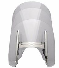 """Yamaha Replacement Quick Release Windshield Tall 24-5/8"""" Clear STR-2C503-11-00"""