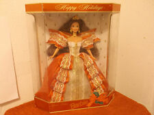 "VINTAGE ""BARBIE..HAPPY HOLIDAYS""....1997....NEW IN BOX"