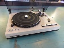 KENWOOD KD-550  vintage Direct Drive - Composite Heavy Base 15,5kg SELTEN