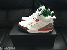 Nike Air Jordan 6 Retro Spizike Mens Shoes Trainers White UK 7 Brand New *LOOK*