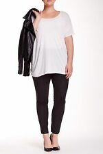 NEW Not Your Daughter's NYDJ Evie Pull-On Legging SZ 16W $140 Black