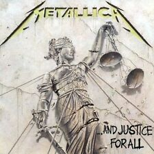 METALLICA - AND JUSTICE FOR ALL - 2 VINYL SET