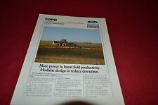 Ford Versatile 1156 Tractor Dealers Brochure DCPA5