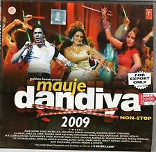 MAUJE DANDIYA 2009 - BOLLYWOOD NON STOP REMIX SONGS CD - FREE UK POST