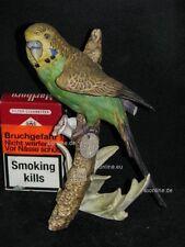+# A010178_04 Goebel Archiv Muster Vogel Bird Wellensittich Budgie 38-512 Plombe