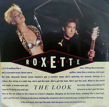 "7"" 1989 KULT ! ROXETTE : The Look // MINT- \"