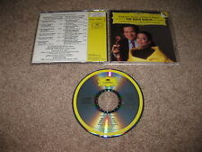 KATHLEEN BATTLE & ITZHAK PERLMAN - The Bach Album (Deutsche Grammophone CD,1992)