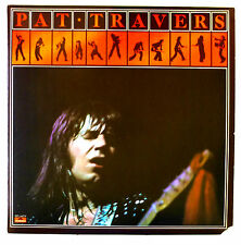 """12"""" LP - Pat Travers - Same - C1809 - washed & cleaned"""