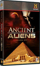 ANCIENT ALIENS: COMPLETE SEASON 1 (3PC) - DVD - Region 1 - Sealed