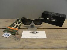 Oakley Eric Koston Signature Series Frogskins LX Night Camo Dark Grey NIB RARE