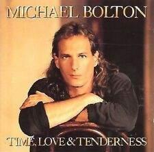 MICHAEL BOLTON Time, Love & Tenderness 1991 Vinyl LP EXCELLENT CONDITION Kenny G