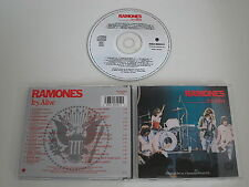 RAMONES/IT'S ALIVE(WARNER MUSIC/SIRE 9362-46045-2) CD ALBUM