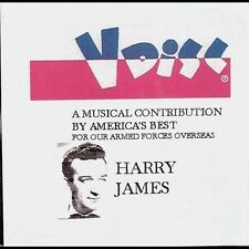 Harry James A Musical Contribution By America's Best CD Box Set 1998