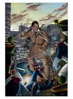 The ALAMO-The Death of Crockett- Limited Edition ARTIST'S PROOF PRINT-signed