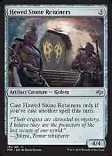 Hewed Stone Retainers EX/NM x4 Fate Reforged   MTG Magic Cards Artifact Uncommon