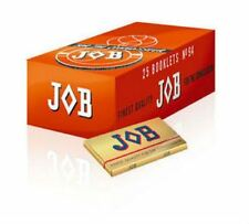 Job Luxuary Double Rolling Paper Box Of 25 Booklets
