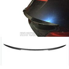 Carbon Fiber Rear Trunk Spoiler  Wing Lip  Fit for BMW Z4 E89 Z Series 2009-2015