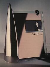 "Philippe Starck ""SHARK"", 1992 a4 Picture/tipo Holder, sculptural. NUOVO, molto raro."