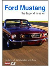 Ford Mustang: The Legend Lives On (2012, DVD NEUF)