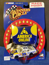 #29 KEVIN HARVICK AMERICA ONLINE WINNERS CIRCLE 1-64 RACE HOOD SERIES
