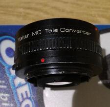 Olympus OM MC Teleconverter convertitore di focale 2x - 21