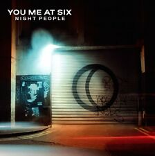 You Me At Six - Night People - Deluxe CD Album (Released 6th January 2017) New