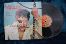 """RARE - Johnny Kidd & the Pirates - """"The Best of Johnny Kidd & the Pirates""""  L.P."""