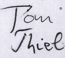 TOM THIEL - TOM THIEL  CD NEU