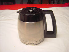 Cuisinart Replacement Stainless steel Thermal Carafe  3502 Good Condition