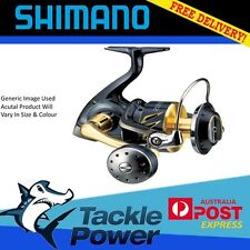 Shimano Stella 6000SWBHG Spinning Fishing Reel Brand New! 10yr Warranty!