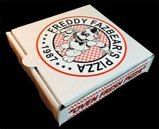 Five Nights At Freddy's Pizza Favor Box - Birthday Party FNAF
