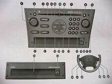 Vauxhall Audio NCDC 2013 SIEMENS  manual Radio Operation Instructions Boo
