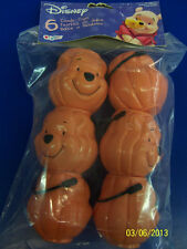 Winnie the Pooh Trick or Treat Halloween Birthday Party Favor Plastic Candy Cups