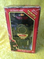 Tommy The Atomic Robot (Black) Battery Operated Toy Fully Working