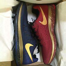 Nike Air Zoom Pegasus 33 LE MJ Red Blue Men Size 12