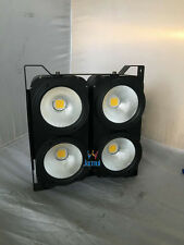 led wash light LED Blinder light 4*100w WY 2in1 color led / COB Audience light