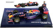 Minichamps Red Bull RB11 #3 2015 Race Version - Daniel Ricciardo 1/43 Scale