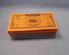 Monopoly City 3D Buildings 2009 Money  #MP54