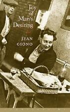 Joy of Man's Desiring, Jean Giono, Good Book